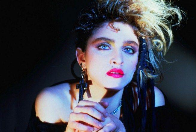 80 Eye Makeup Madonna 80s Madonna 80s Fashion