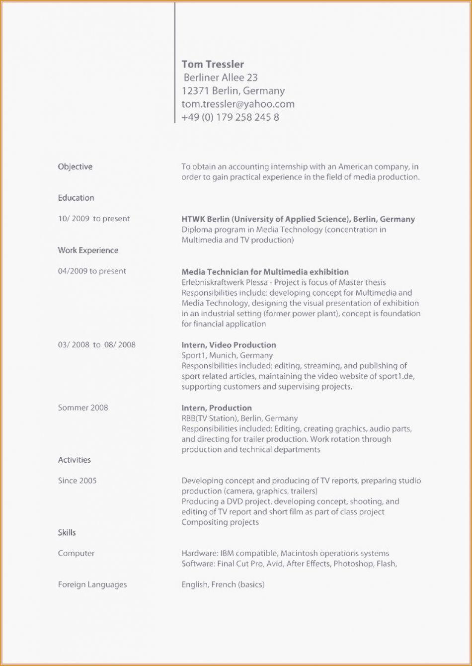 Tabellarischer Lebenslauf Studium Vorlage In 2020 Lebenslauf