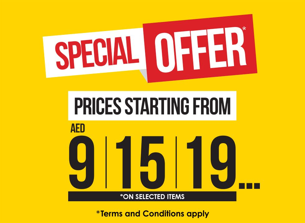 Check Out Our Special Offer Coming To Redtag Store Near You Today ترقبوا عرض رد تاغ اليوم في أقرب متجر اليكم Uae Spec Spring Sign How To Apply Special Offer