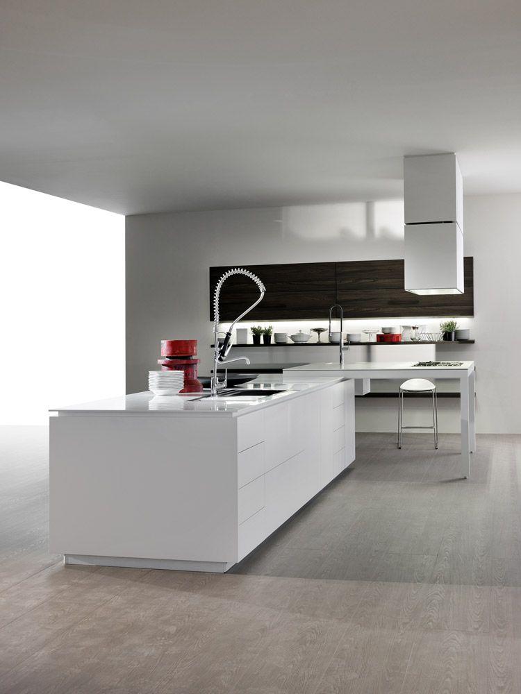 Mobili per cucina cucina banco da dada design luca - Materiali per mobili ...