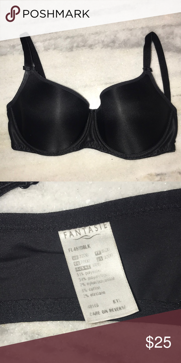 8ad4732c18a41 Fantasie Bow Bra Great condition slight piling but hardly worn.  Comfortable! ✨ Fantasie Intimates & Sleepwear Bras