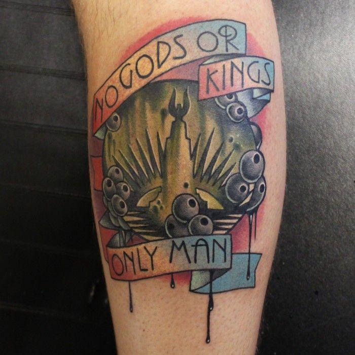 Bioshock tattoo studio 13 tattoo fort wayne tattoo for Tattoo shops in fort wayne