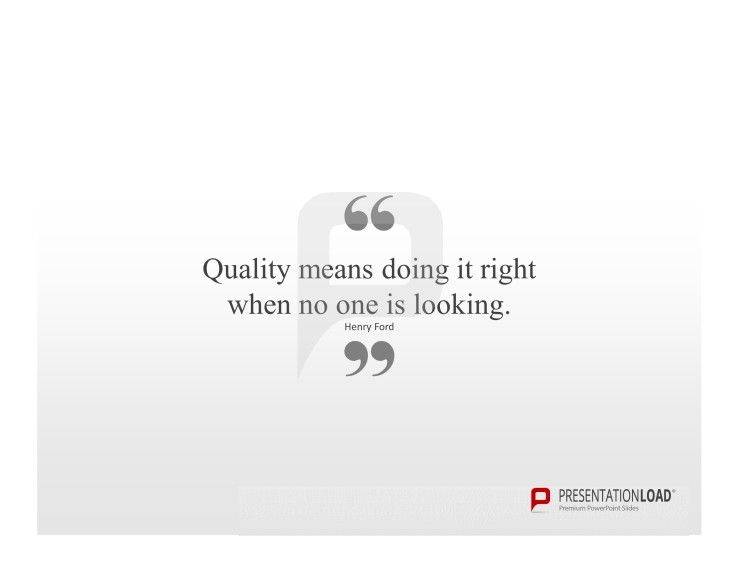 Total quality management powerpoint templates quality means doing total quality management powerpoint templates quality means doing it right when no one toneelgroepblik