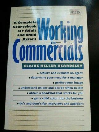 Working In Commercials By Elaine Keller Beardsley Isbn 0 240 80160 1 12 99 Child Actors Beardsley Understanding