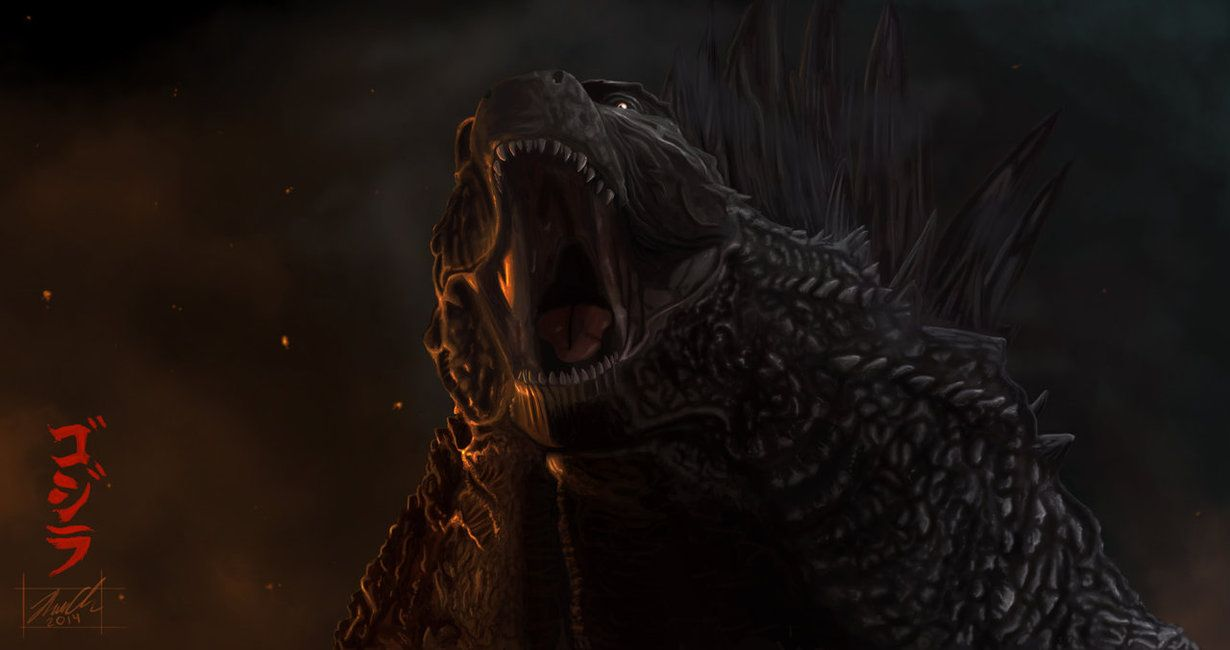 Pin by Grey lord on Super Heroes Godzilla
