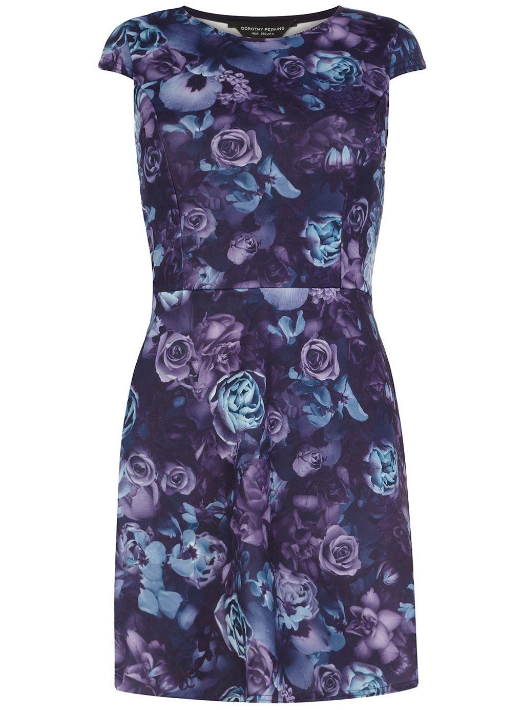 Purple and blue | In My Dream Short Dresses | Pinterest | Quiero ...