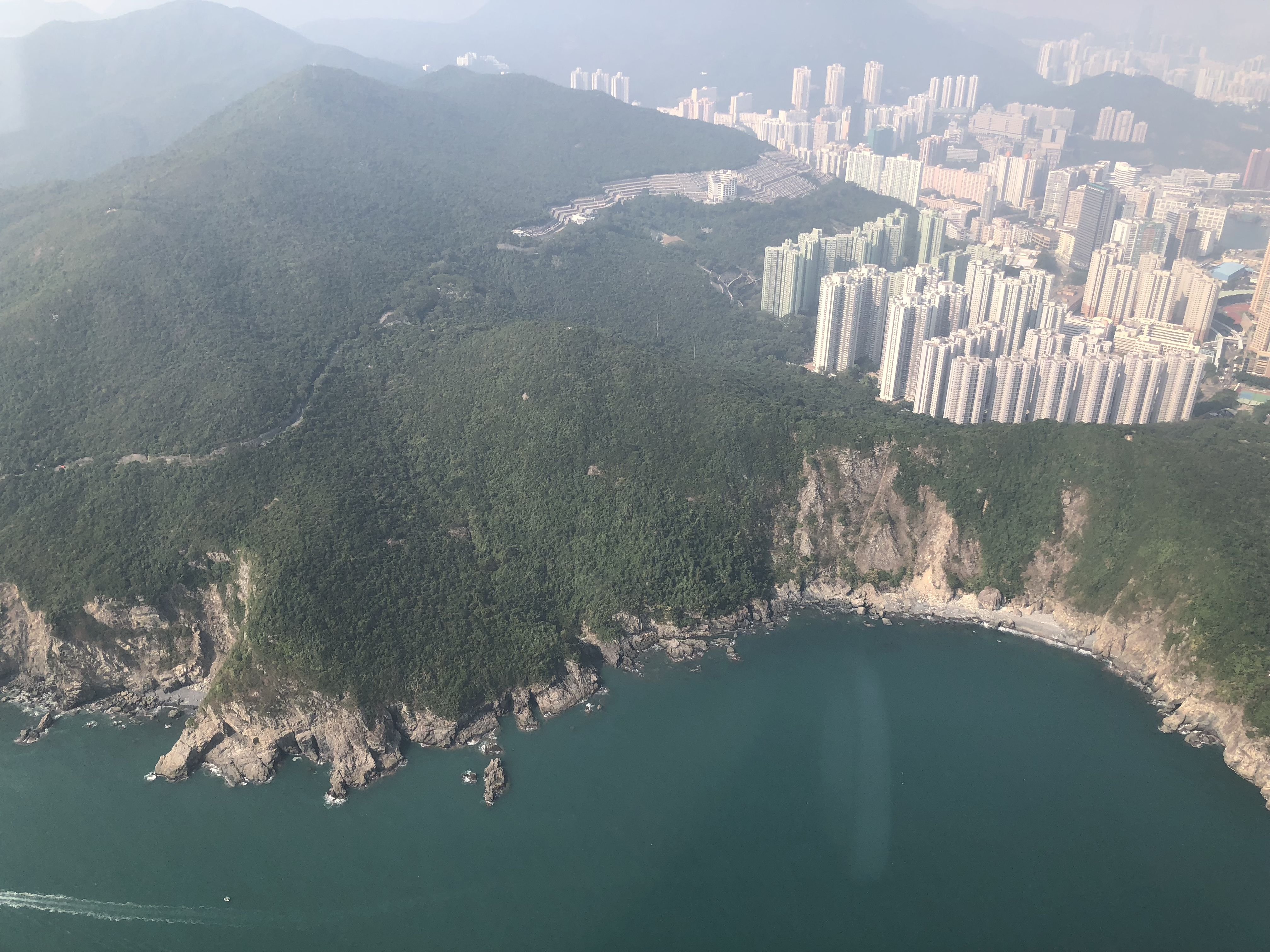 Helicopter Ride Places in hong kong, Helicopter ride