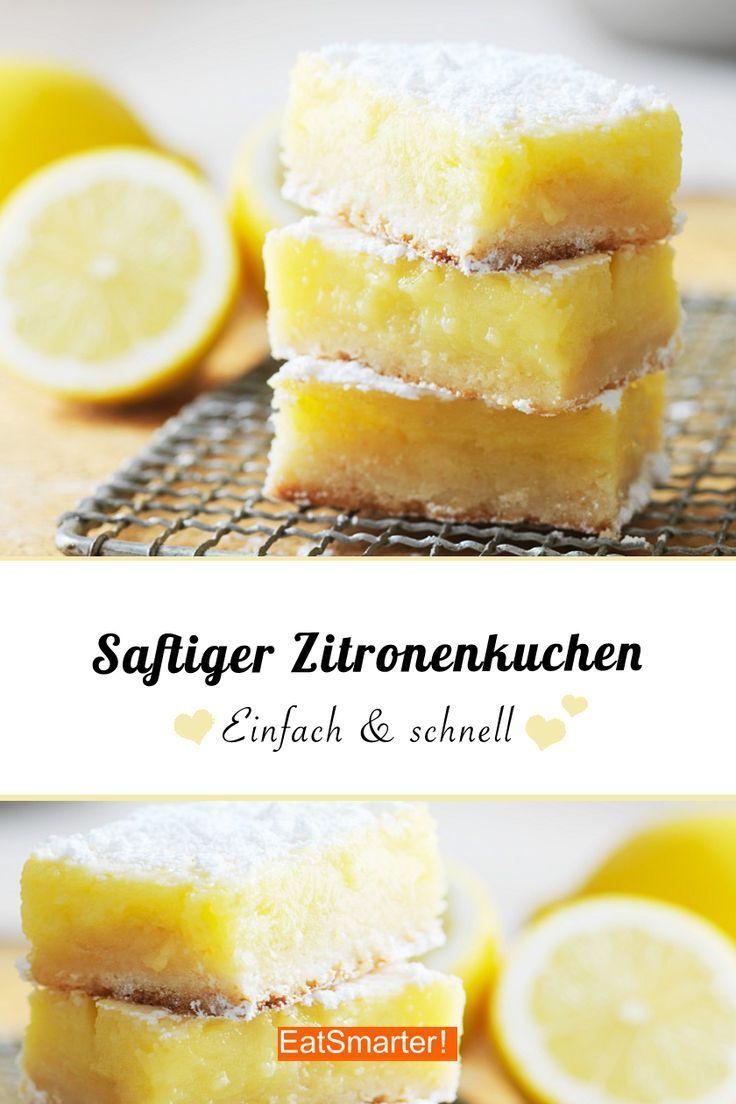 Vanille-Zitronenkuchen
