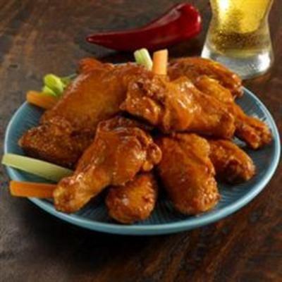 Asian Twist Chicken Wings
