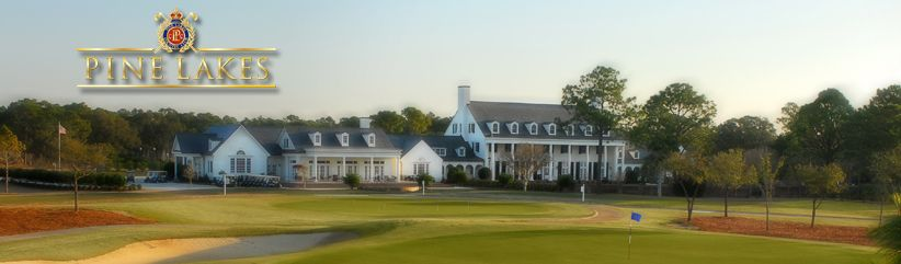 Pine Lakes Country Club The Granddaddy Myrtle Beach Sc