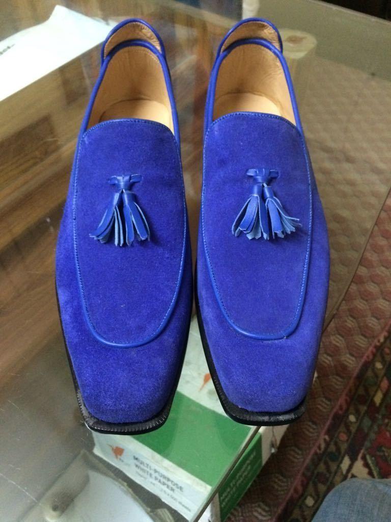 f0a7130c652 Handmade men lofer shoes