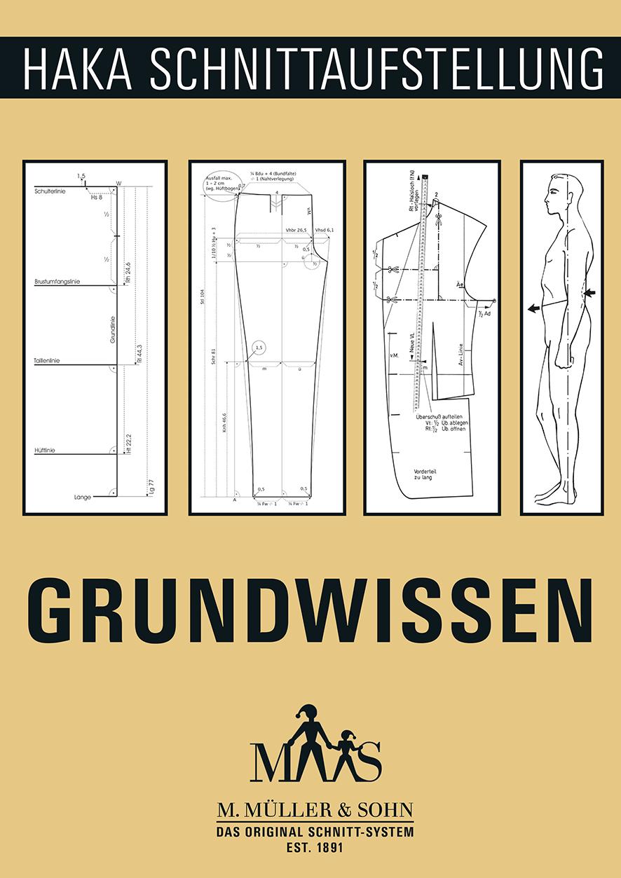 Haka Schnittkonstruktion Grundwissen Schnittchen Lehrmittel Bucher