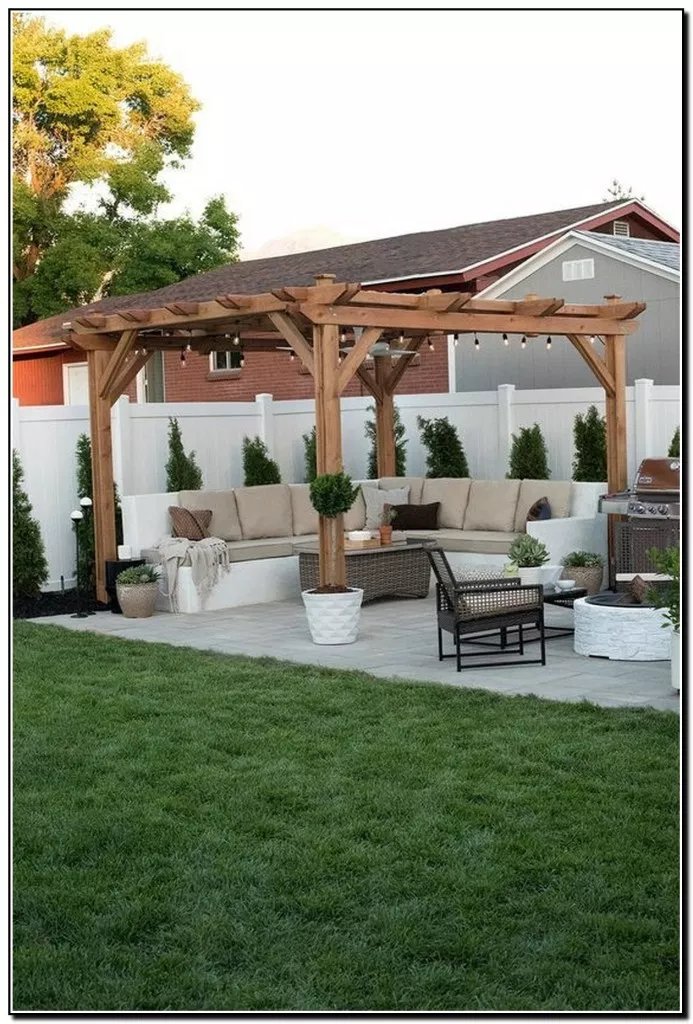 60 Backyard Porch Ideas On A Budget Patio Makeover Outdoor Spaces