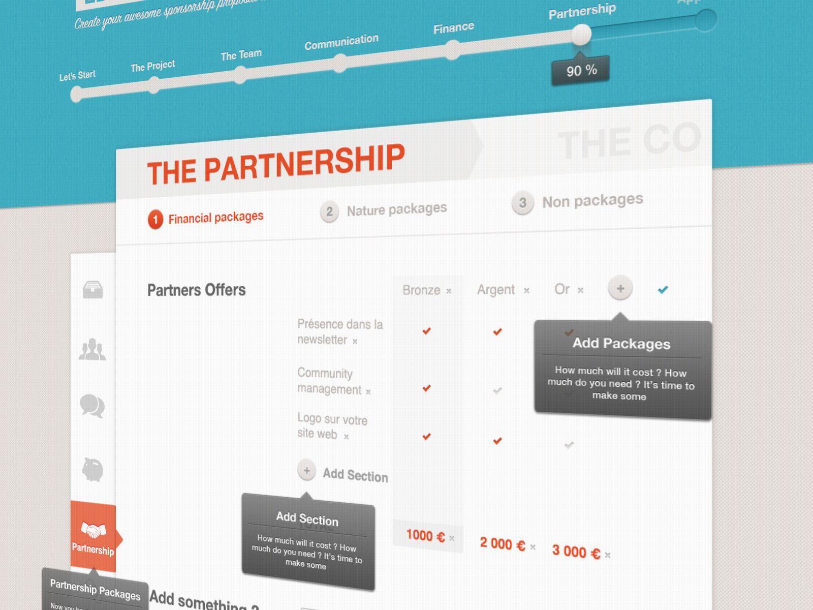 Dahsboard Web Design Website Inspiration Design