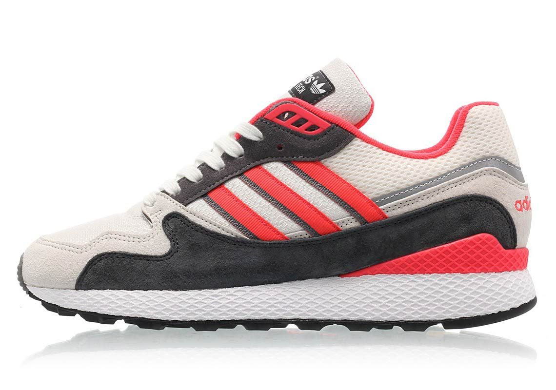 The adidas Ultra Tech Arrives In A Bold Shock Red Colorway
