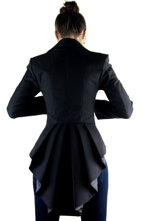 dd5e212bfa5 Jacket with tail for overlay on tutu. Jacket with tail for overlay on tutu Womens  Tuxedo ...