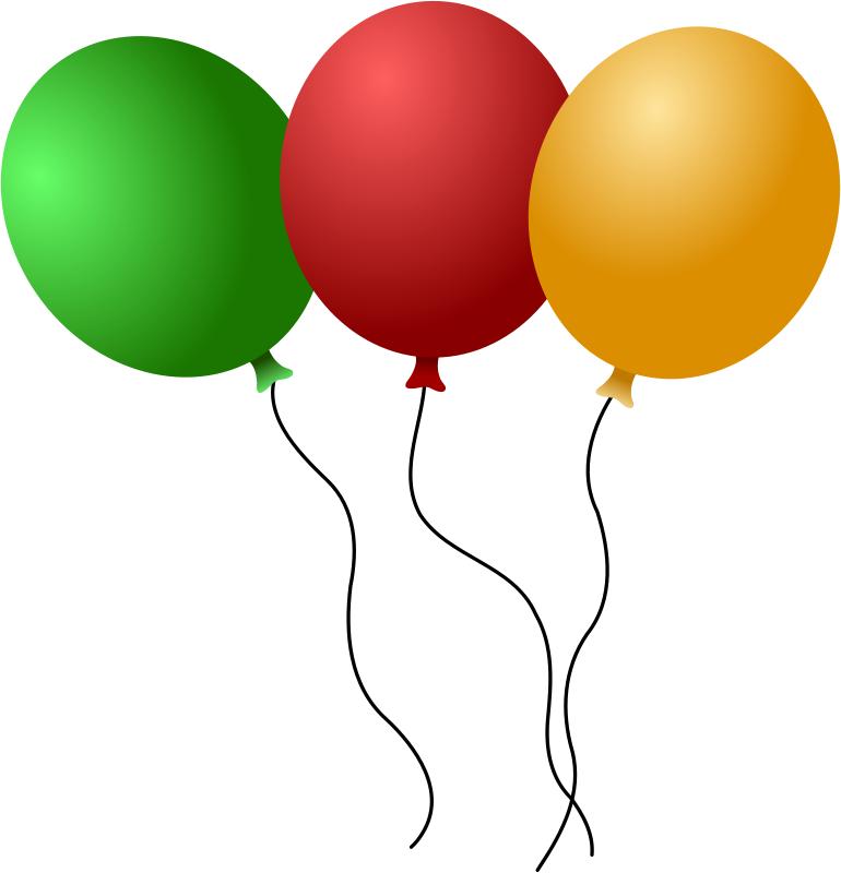 Birthday Balloons Clip Art Birthday Balloons Clip Art Free