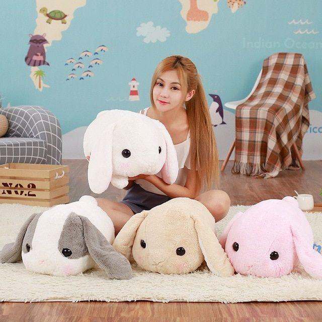 Kawaii Rabbit Ears Plush (40cm) - Limited Edition #bunnyplush