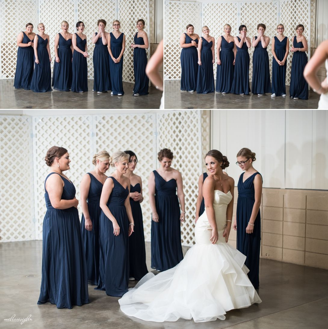 Do a first look with your bridesmaids kansas city weddings topeka do a first look with your bridesmaids kansas city weddings topeka kansas weddings ombrellifo Gallery