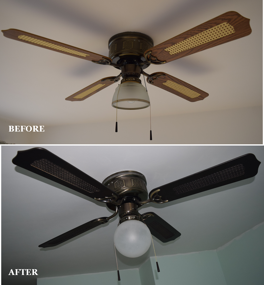 For my first home diy blog post i thought id start with something for my first home diy blog post i thought id start with something easy and inexpensive that anyone could do my house is filled with ceiling fans and odd aloadofball Images