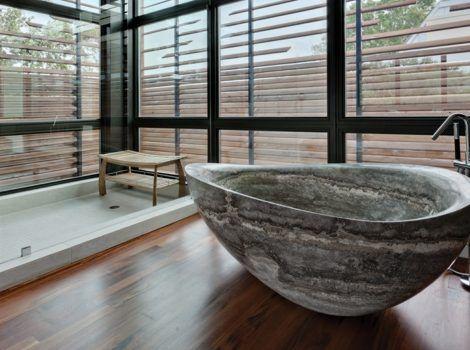 Nice Badewanne Design Naturstein Badewanne Badewannen Home Design Ideas