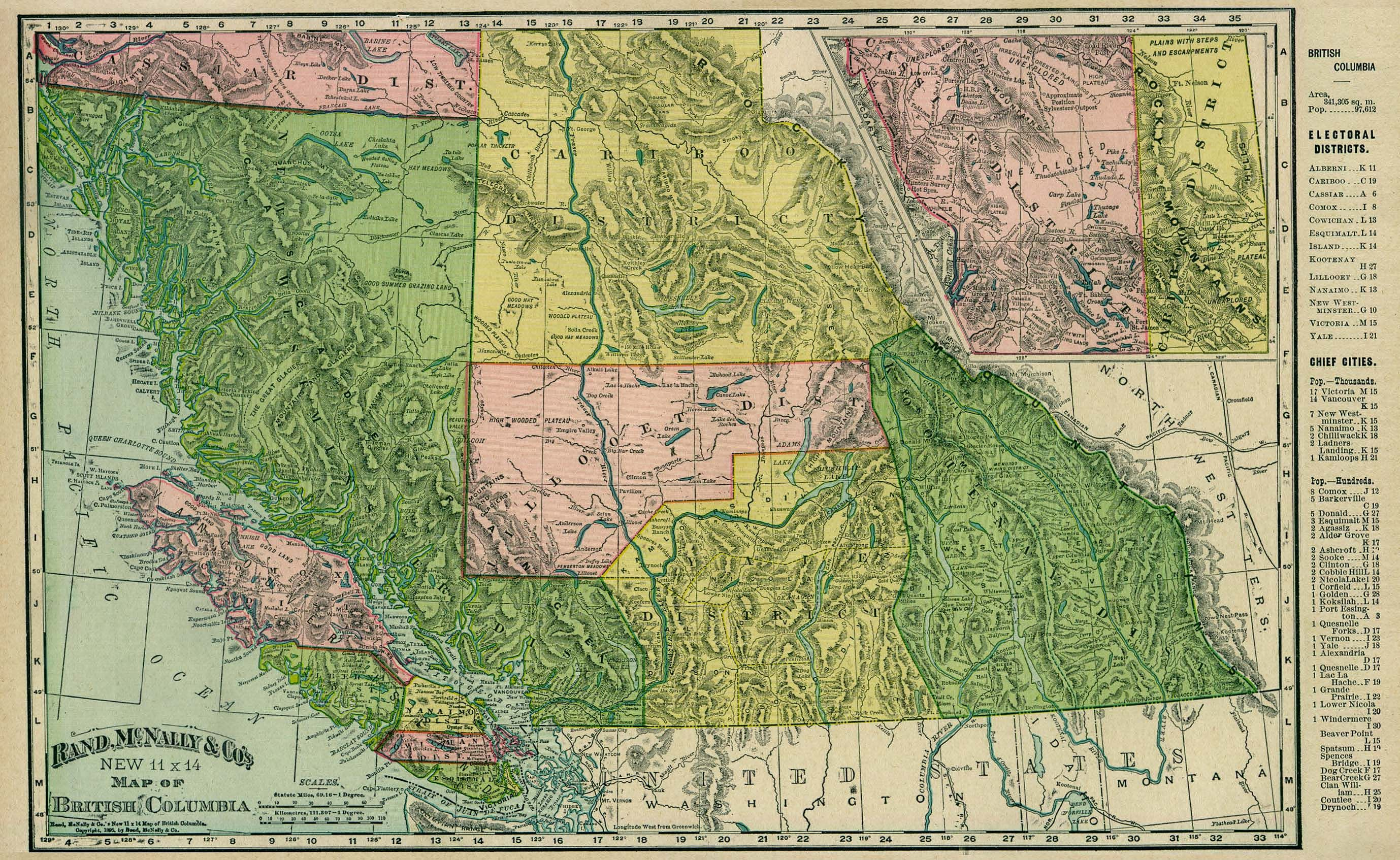 Map Of Us States In 1860%0A    best Okanagan Valley Hiking images on Pinterest   Hiking  Trail and  Vernon