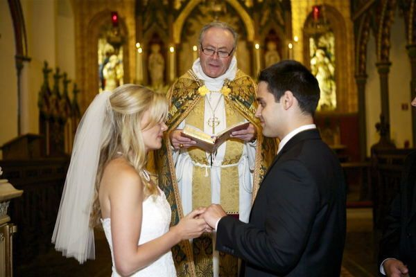 Little Church Wedding with Bp. Andrew