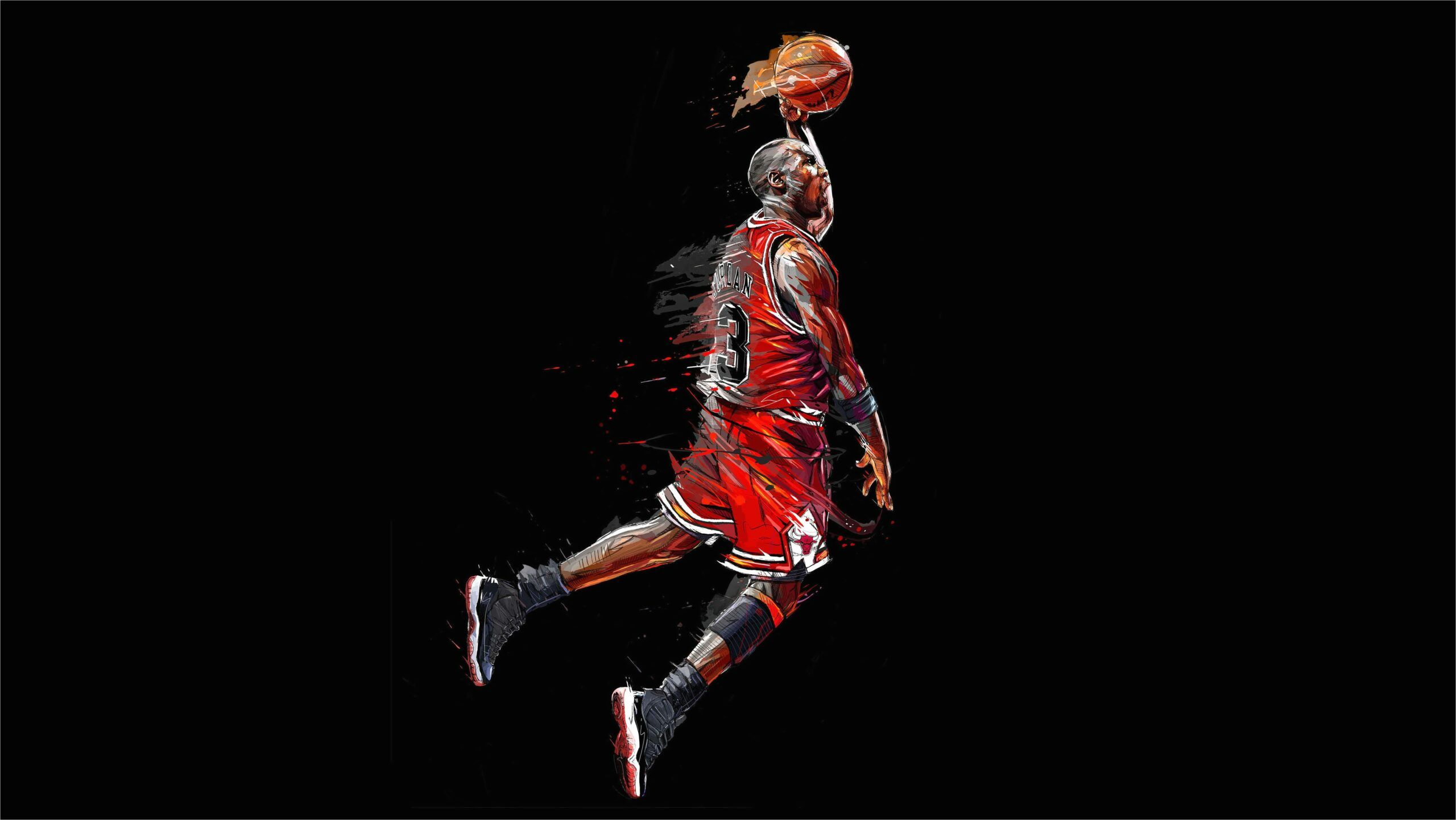 4k Michael Jordan Wallpaper In 2020 Michael Jordan Basketball Players Nba Wallpapers