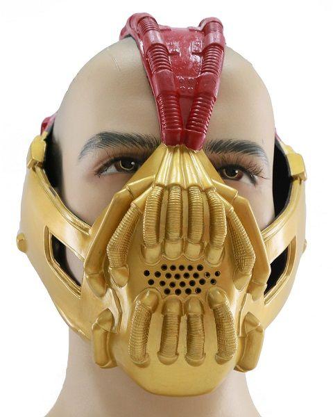 The Iron Man version Bane mask. Do you like it?