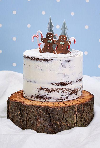 Alternative Christmas Cake.Alternative Christmas Cake Design By Mark Tilling