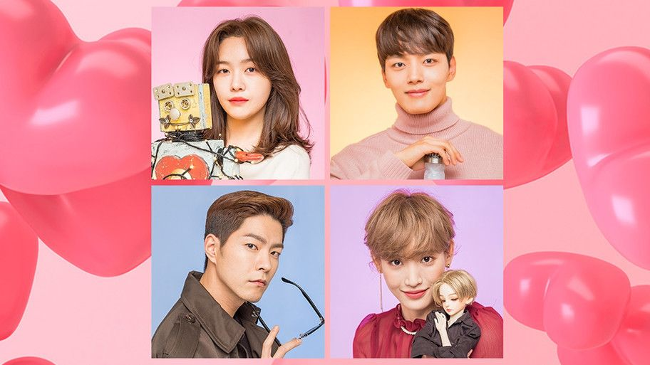 Absolute Boyfriend 절대 그이 Watch Full Episodes Free