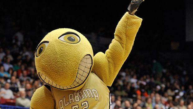 Alabama State Hornets Mascot Alabama State University Alabama