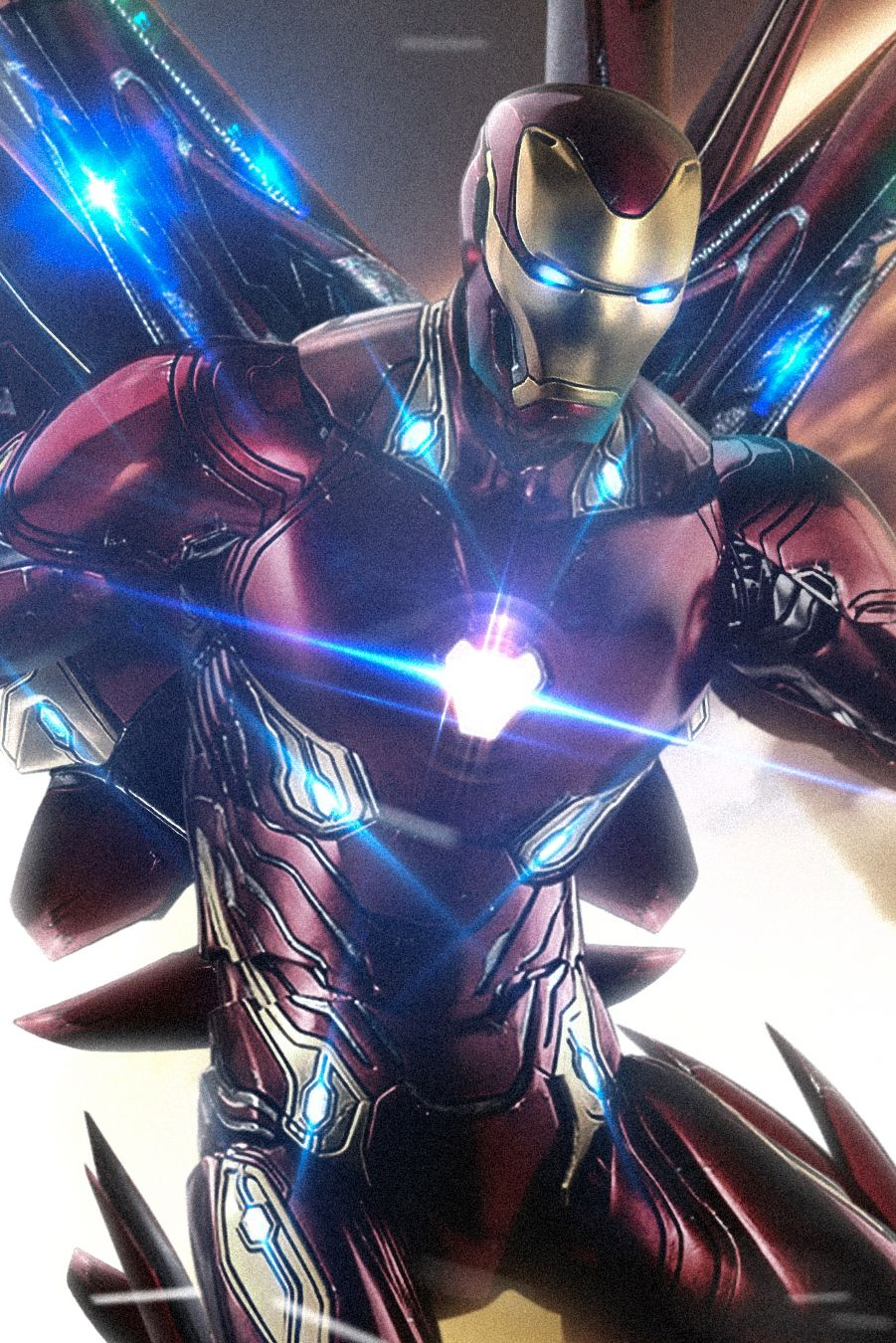+20 Movies Wallpaper in 2020 Iron man wallpaper, Iron