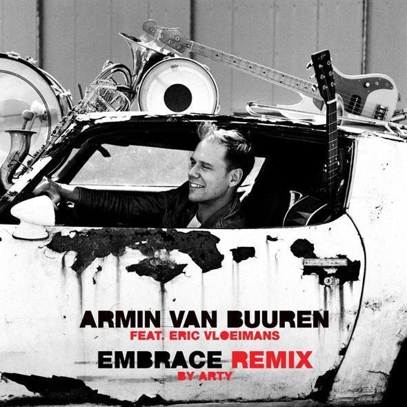 Russian DJ and producer Arty makes killer remix for title track of Armin van Buuren's 'Embrace' album
