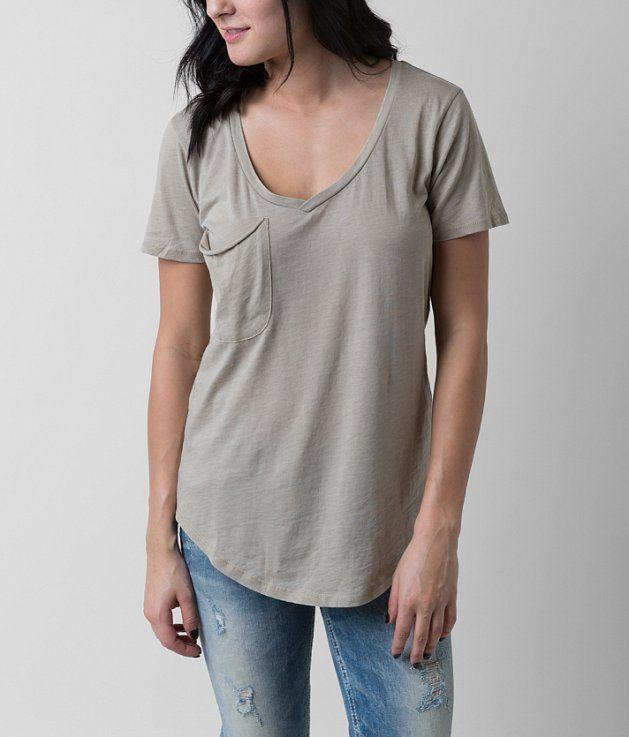 White Crow Heathered Top - Women's Shirts | Buckle