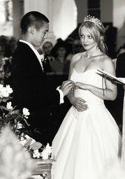 Wedding Photographer in Wimbledon. www.davevickersweddings.co.uk