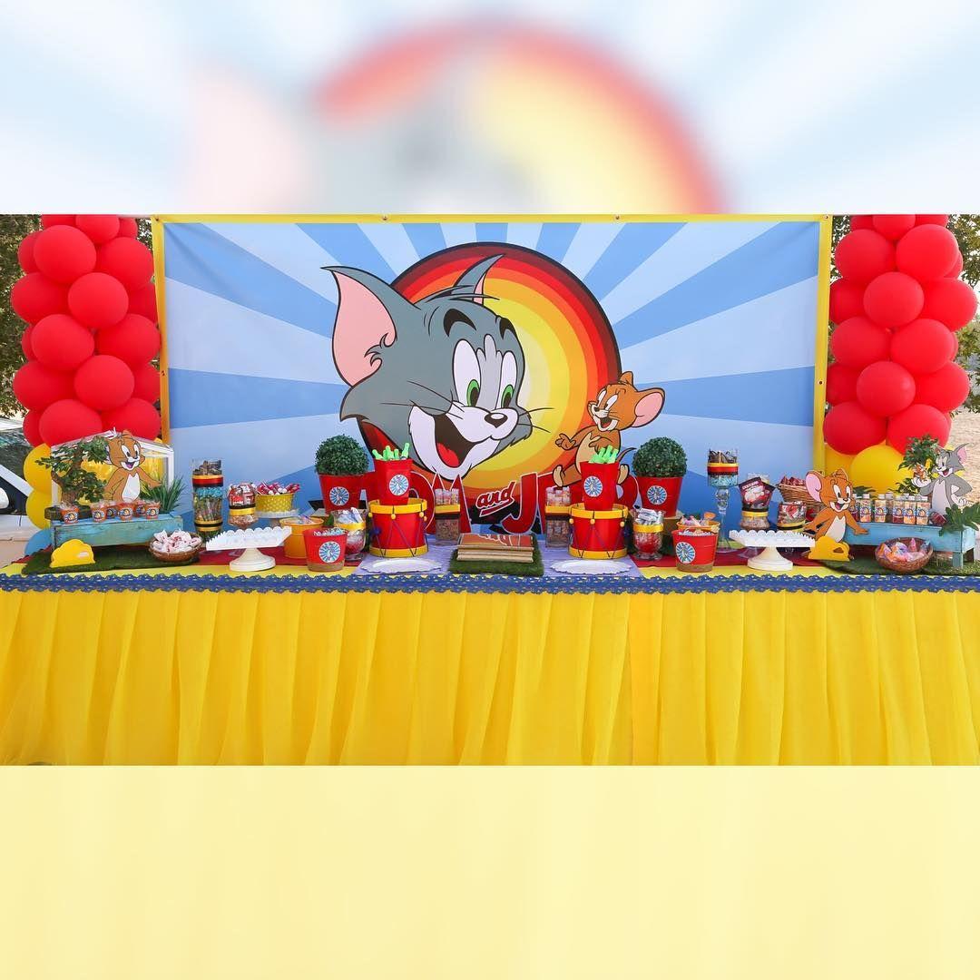 Tom jerry Candy sweet Disney cartoon Setup Oman