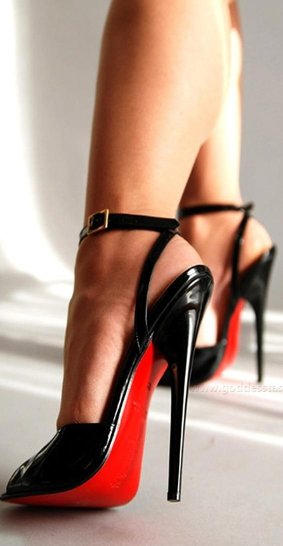 f026fe45f68e make it Louboutins.  Shoes Trendy High Heels For Ladies   Christian ...