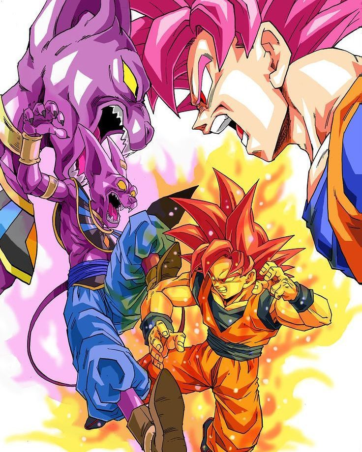 Last Post For Tonight #Goku #Gohan #Goten #Vegeta #Videl