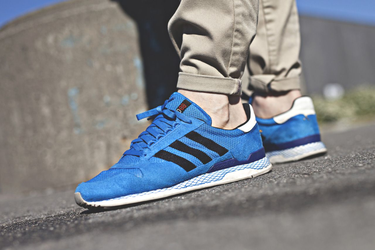 Urban Fashion Des Adidas Originals Zxz Adv 90er Pack Blau