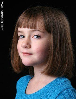 child haircuts girl  haircut trends  pinterest