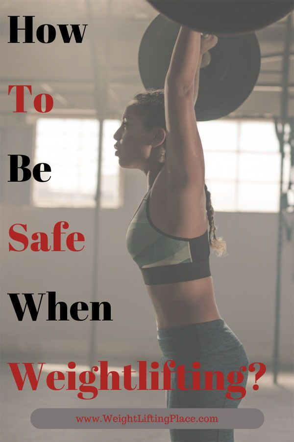 But how can you truly be safe when weightlifting? The truth is, most injuries happen because of poor...