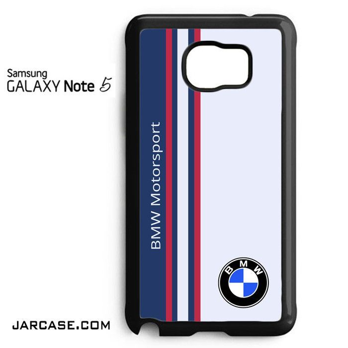 Bmw Motorsport Logo Phone case for samsung galaxy note 5 and another devices