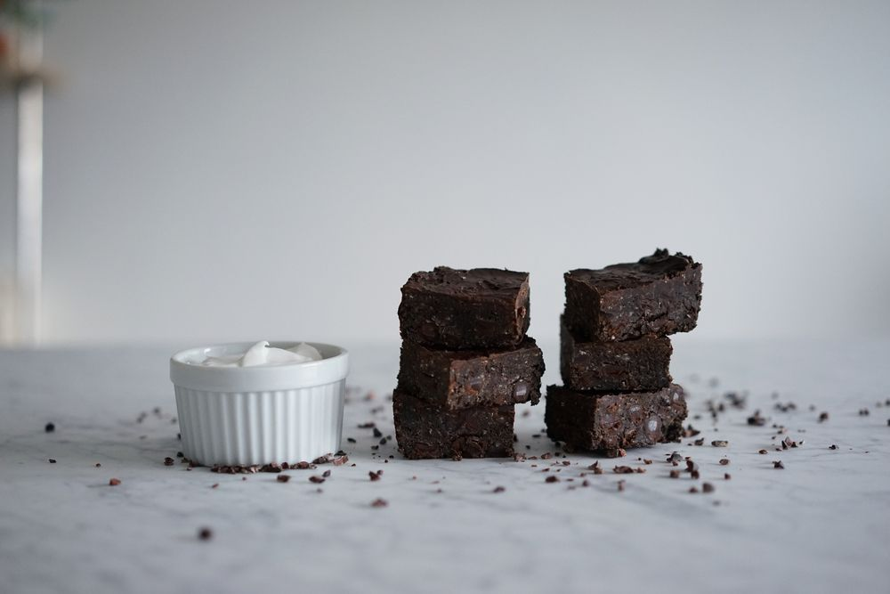 Black Bean Brownie  Cloudy Kitchen  The post Black Bean Brownie  Cloudy Kitchen …