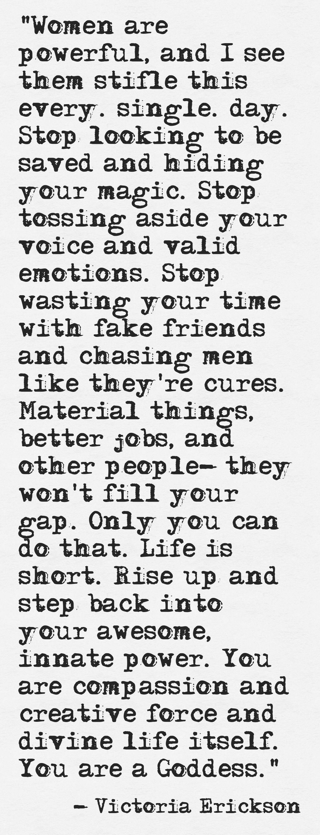 Victoria Erickson Facebook Victoriaericksonwriter Best Inspirational Quotes Inspirational Quotes Words