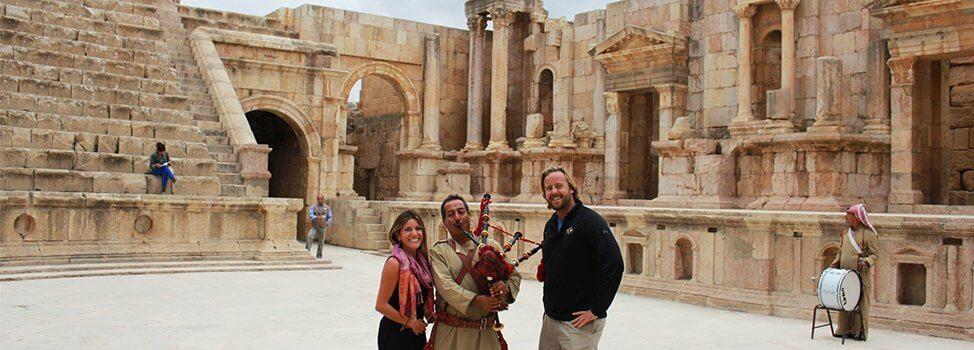 Petra & Wadi Rum Tour from Tel Aviv (3-Day Tour) - Abraham Tours #wadirum