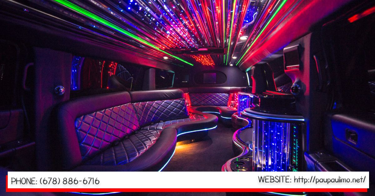 Party Limousine Services in Norcross in 2020 Limo