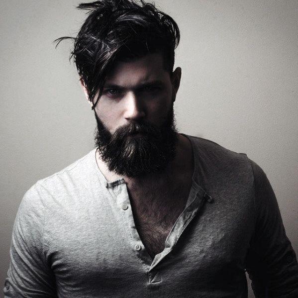 Photo of 60 männliche Bärte für Männer – auffällige Gesichtsfrisuren