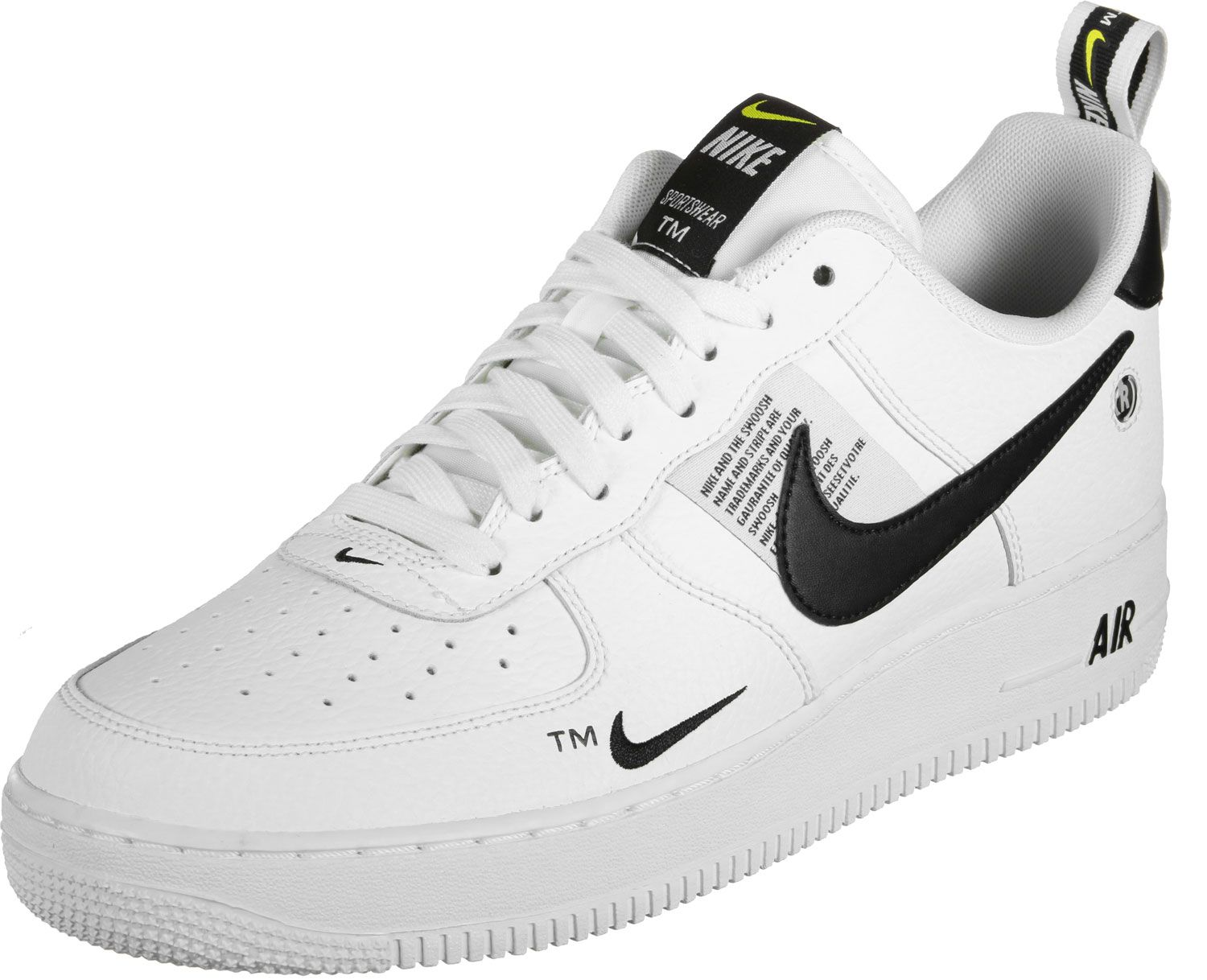 Nike Air Force 1 07 LV8 Utility chaussures blanc force lv8 ...