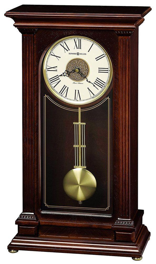 230 Howard Miller Stafford Westminster Ave Maria Bimbam Chiming Mantle Clock New